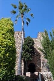 Alcazaba Malaga, Urlaub an der Costa del Sol