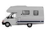 Camping-Wohnmobil Costa Brava