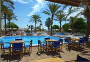 Hotel an der Costa de Almeria