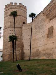 Schloss Jerez, Costa de la Luz, Andalusien