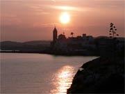 Sonnenuntergang Spanien