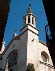 Vilafranca Kirche, Costa Dorada